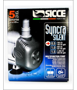 SICCE Bomba Syncra Silent...
