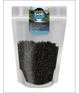 ICA Grava Magic Sand Negra...