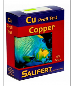 Salifert Test Cu Copper