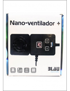 Nano Ventilador Plus Black